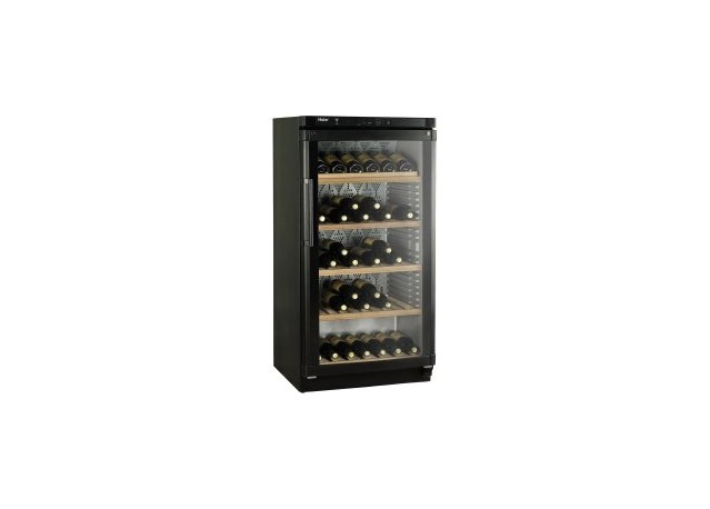 rent cave vin haier 120 bouteilles wine cellar. Black Bedroom Furniture Sets. Home Design Ideas