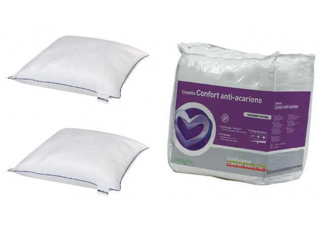 Pillow and duvet NIGHT - 200 x 200 cm