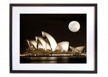 Sydney's opera - 50 x 40 cm