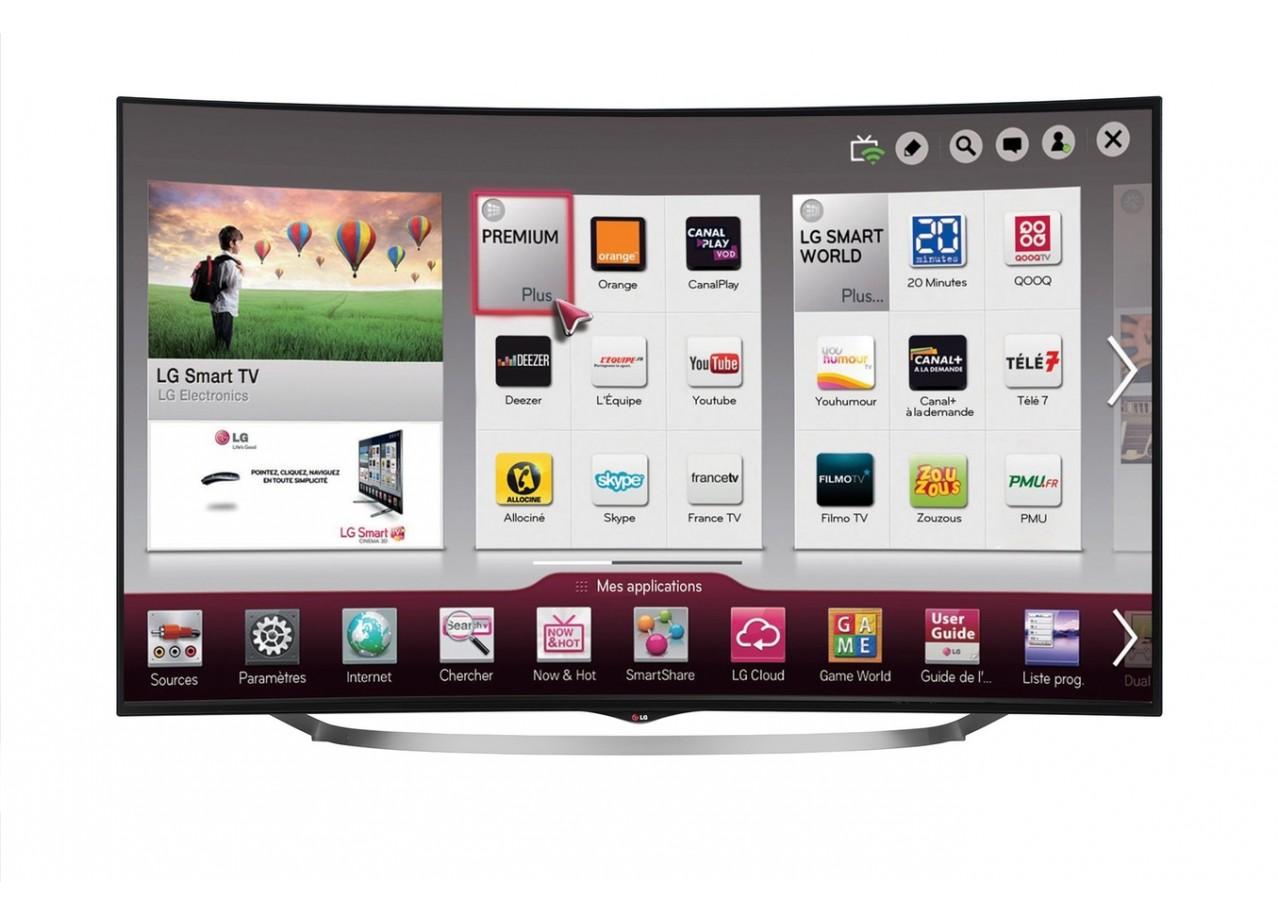 Télévision LG   4K   140 Cm ...