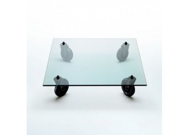 Coffee table CON RUOTE