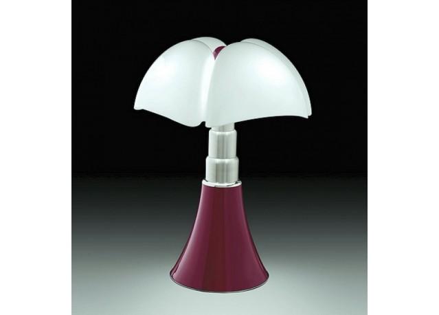 Lampe PIPISTRELLO ROUGE POURPRE