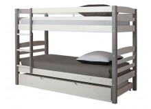 Bunk bed JULES - 90 x 200 cm