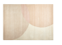 Tapis Elispse Rose 170 x 240 cm
