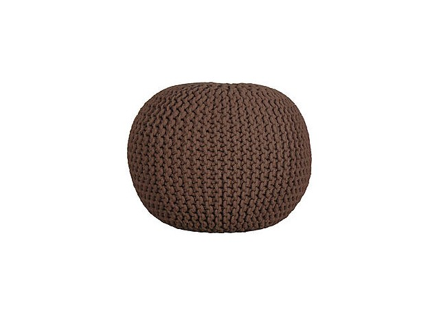 Pouf ROCK Chocolat