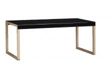 Table basse KARMA Noir Rectangulaire