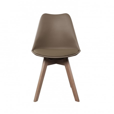 Chaise STAVANGER Taupe