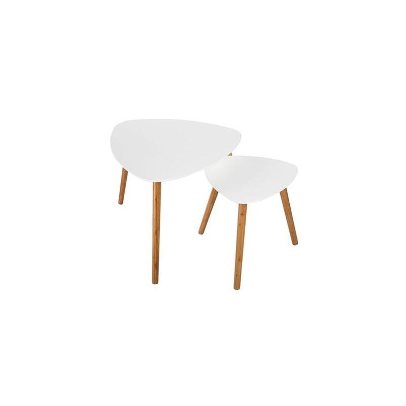 Location table basse en bois gigogne - Table basse gigogne bois ...