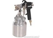 Pistolet à peinture haute pression - 1000 ml - SILVERLINE