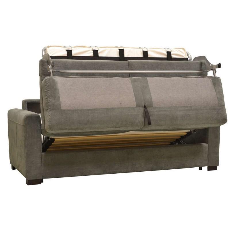Location canap en tissu palo alto - Canape convertible confortable bultex ...