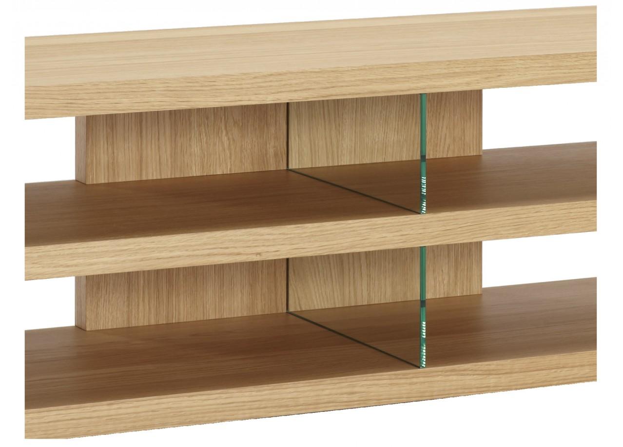 location meuble t l en verre odelo naturel. Black Bedroom Furniture Sets. Home Design Ideas