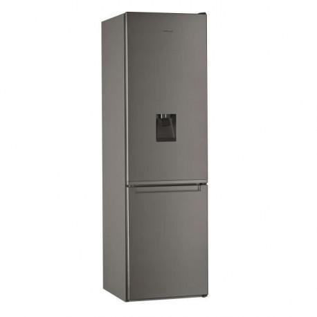 Réfrigérateur WHIRLPOOL - 360 L Inox