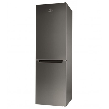 Réfrigérateur INDESIT - 368 L Inox