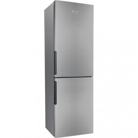 Réfrigérateur HOTPOINT - 338 L Inox