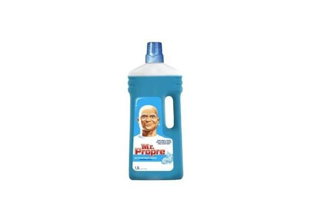 MR PROPRE Liquide Nettoyant Fraicheur Hiver 1,3L