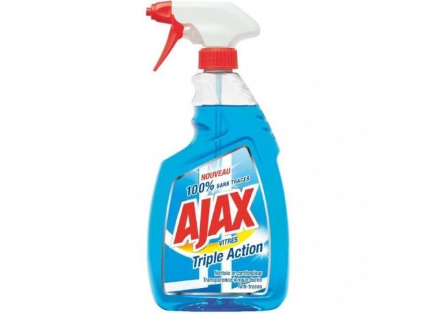 Nettoyant vitres Ajax - Pistolet 750 ml