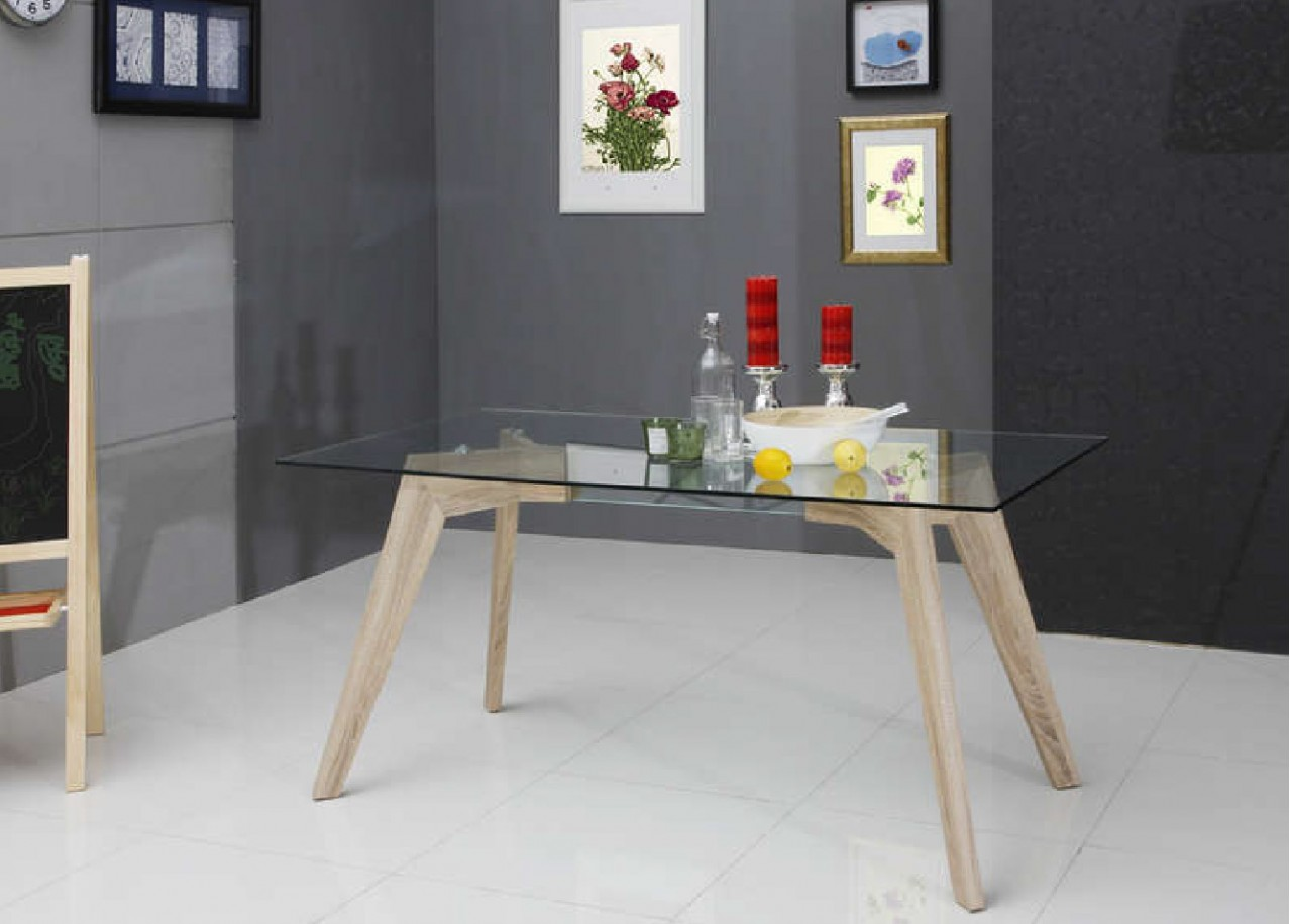 Location Table Manger En Verre Veracruz