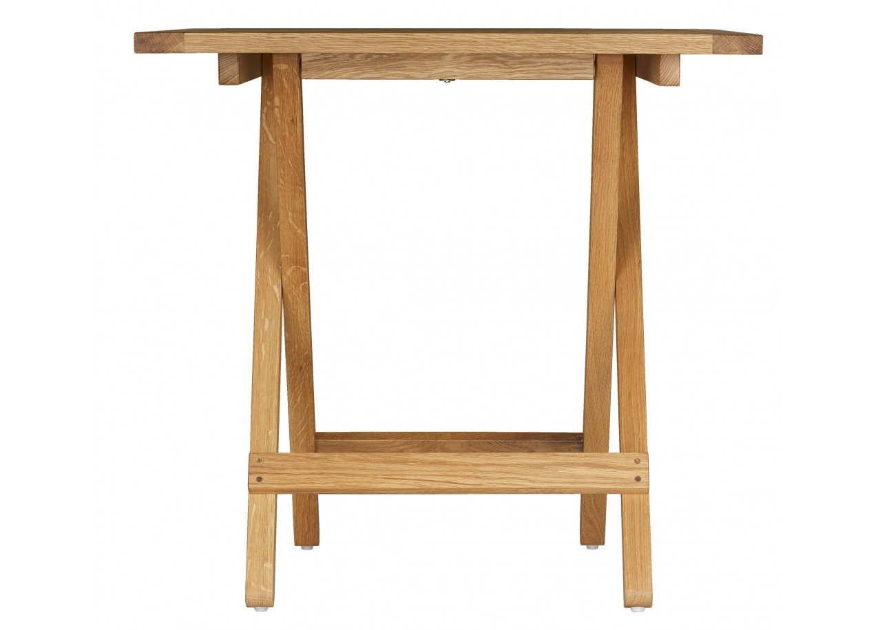 location table de terrasse en ch ne cloe. Black Bedroom Furniture Sets. Home Design Ideas